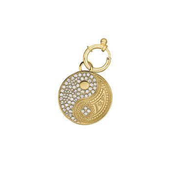 Dyrberg/Kern - Luck berlock, guld