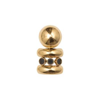 Sägen - Satellite Golden R5 Ring, guld