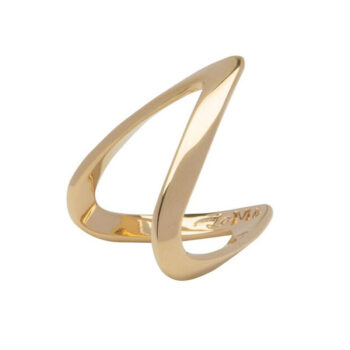 La Maison Bagatelle – Wave ring, guld