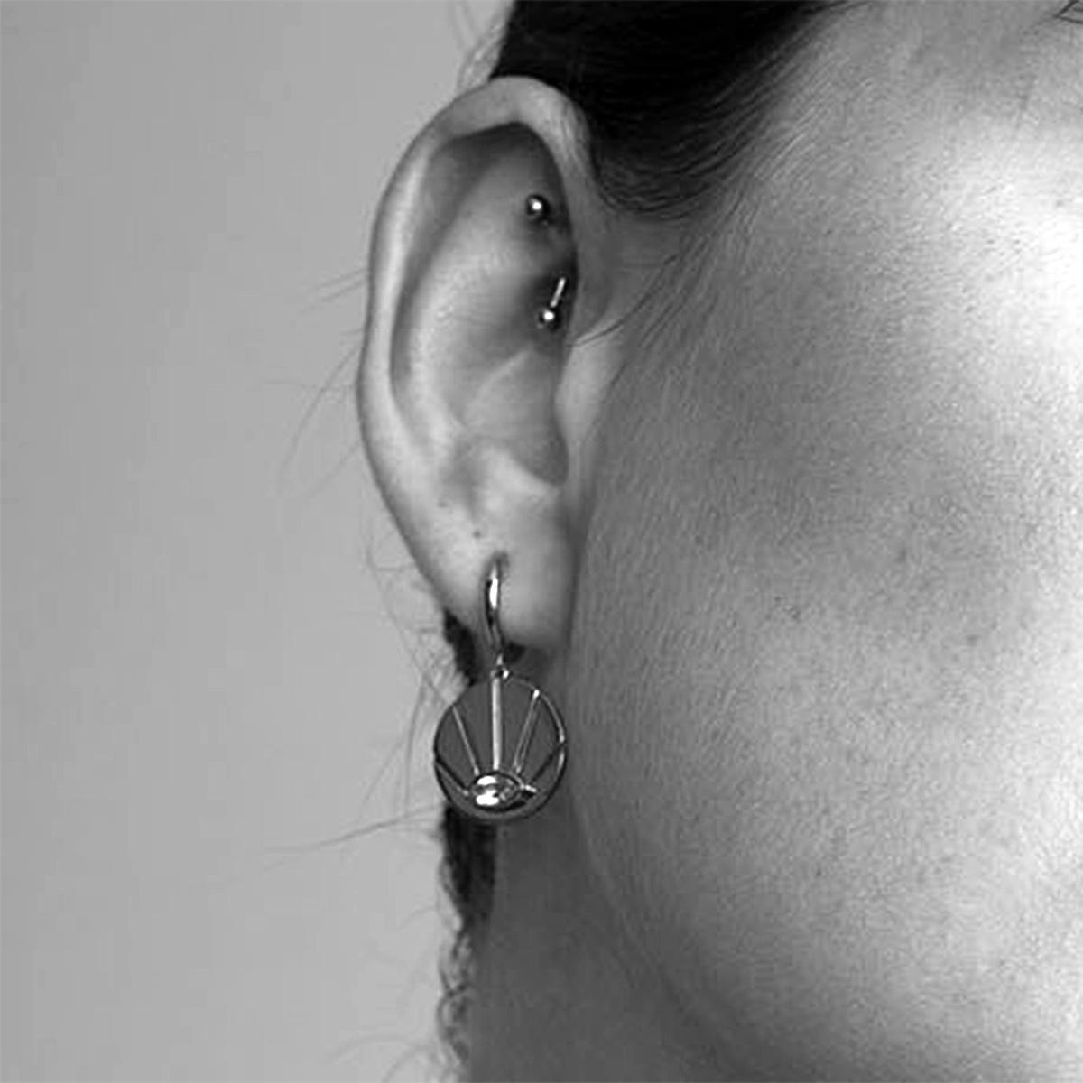 earring-sunrise-silver