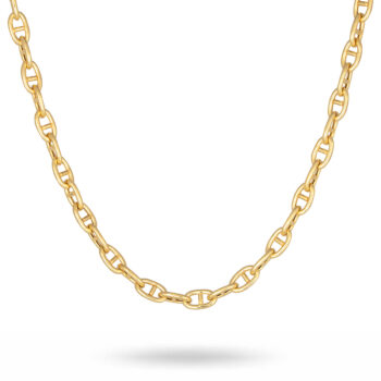 CU Jewellery - Victory Chain halsband, 60-65, silver