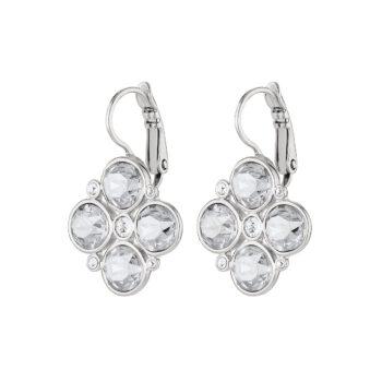 Dyrberg/Kern – MIA örhängen, silver/kristall
