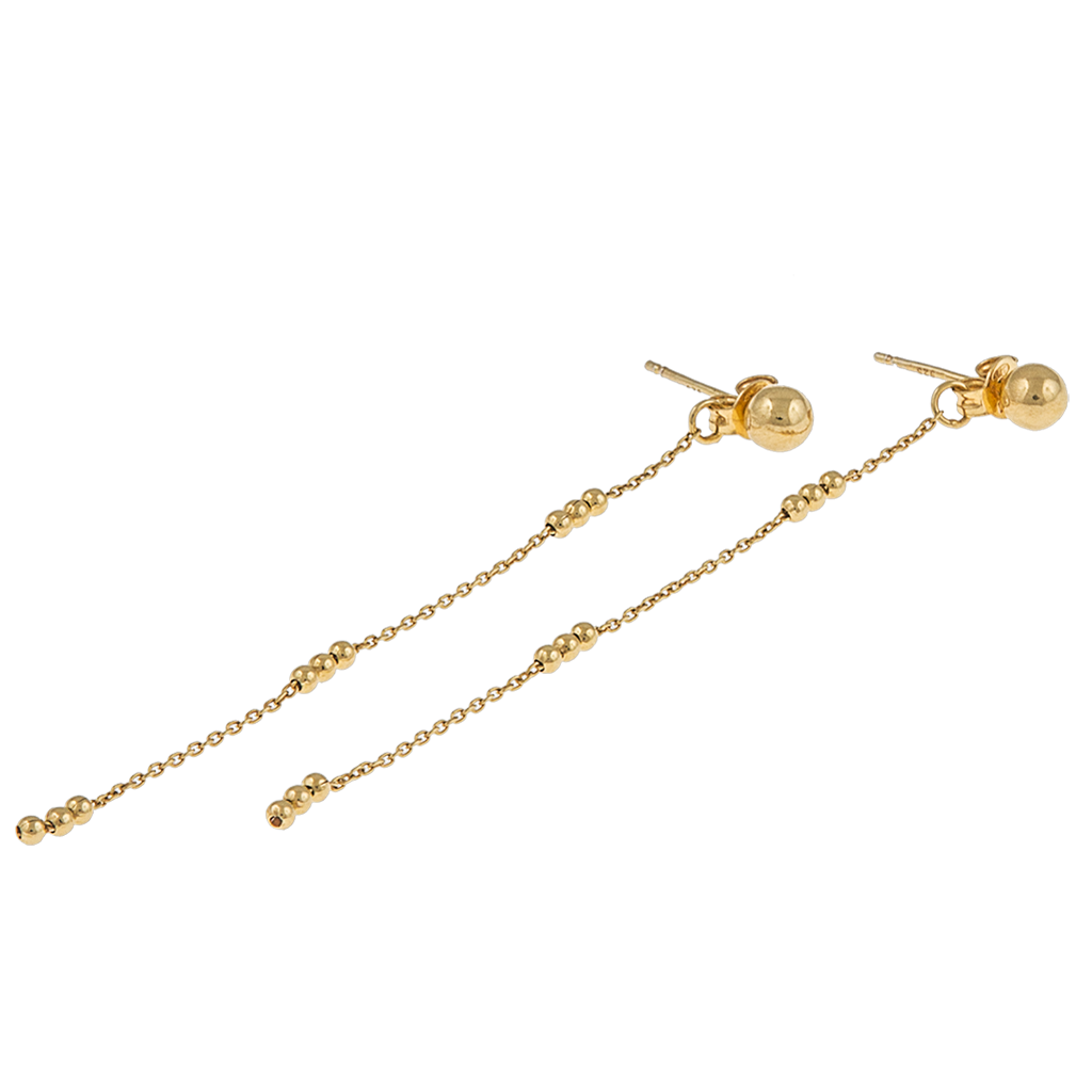 Saint ear gold